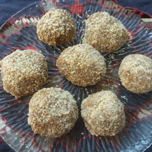 באסן לאדו: ממתק חומוס